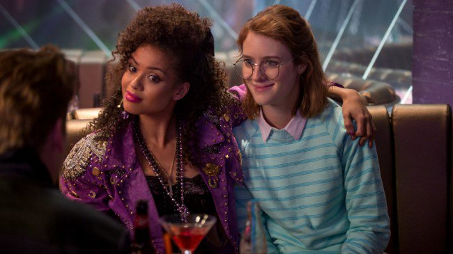 Apparently there was a cut 'San Junipero' scene that was 'too sad,' ev...