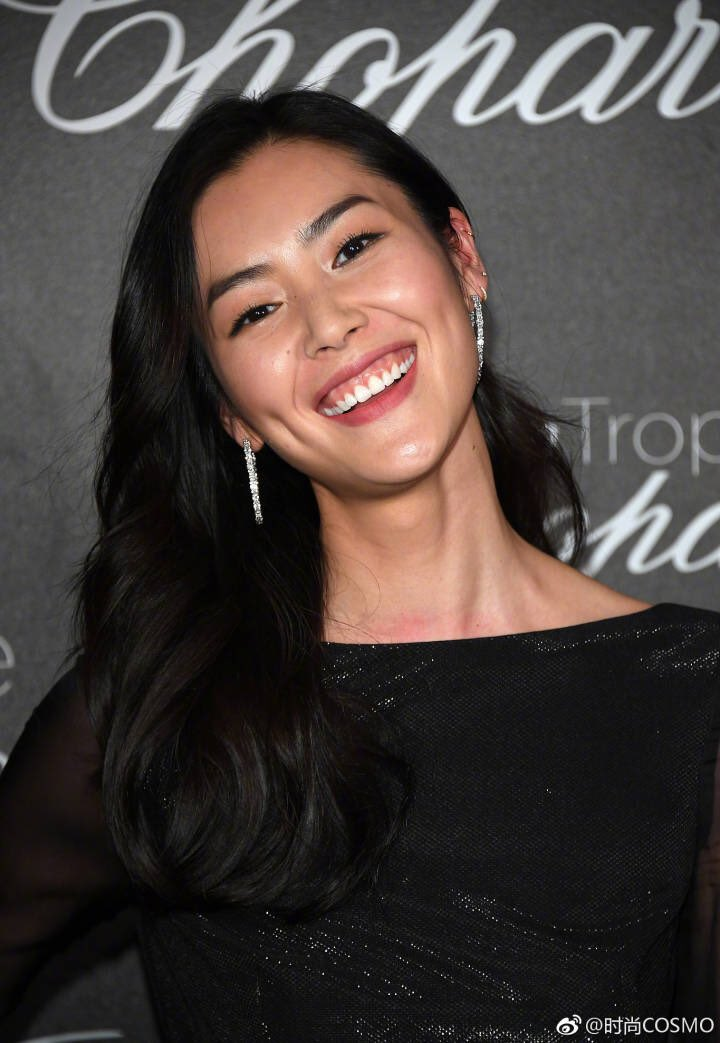 Liu Wen - #Cannes2017 Day 6 #刘雯 #liuwen #cannes70