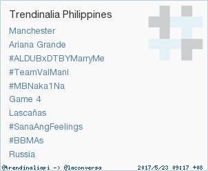 Trend Alert: 'Game 4'. More trends at trendinalia.com/twitter-trendi… #trndnl