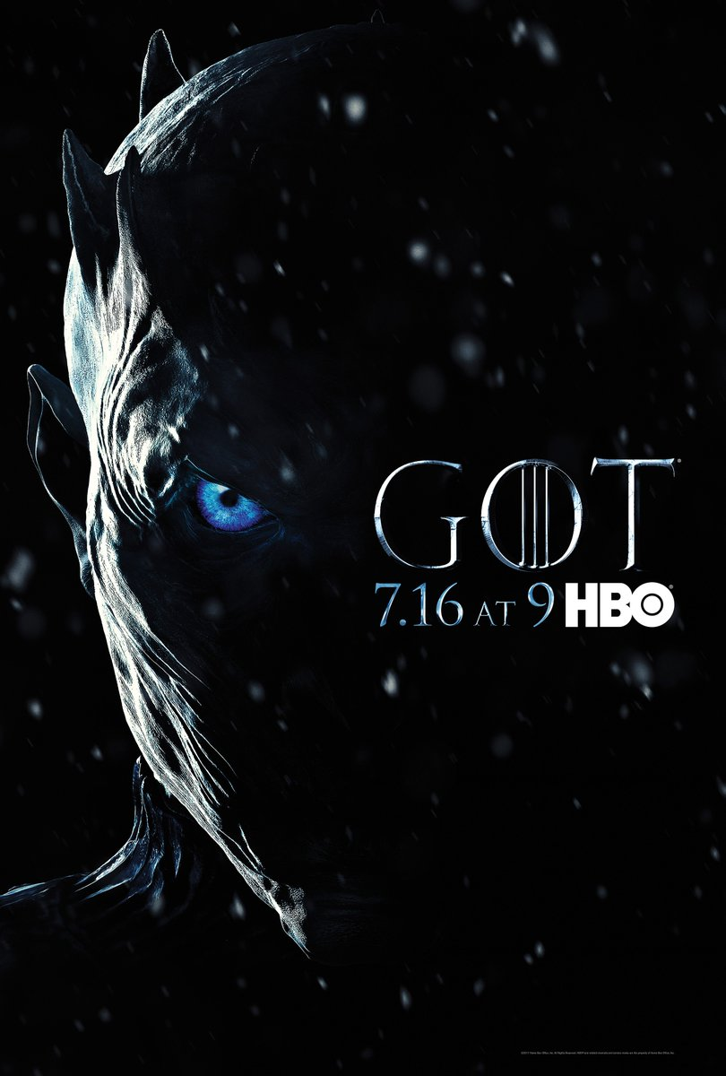 #ICYMI #GoTS7 premieres 7.16 on @HBO.