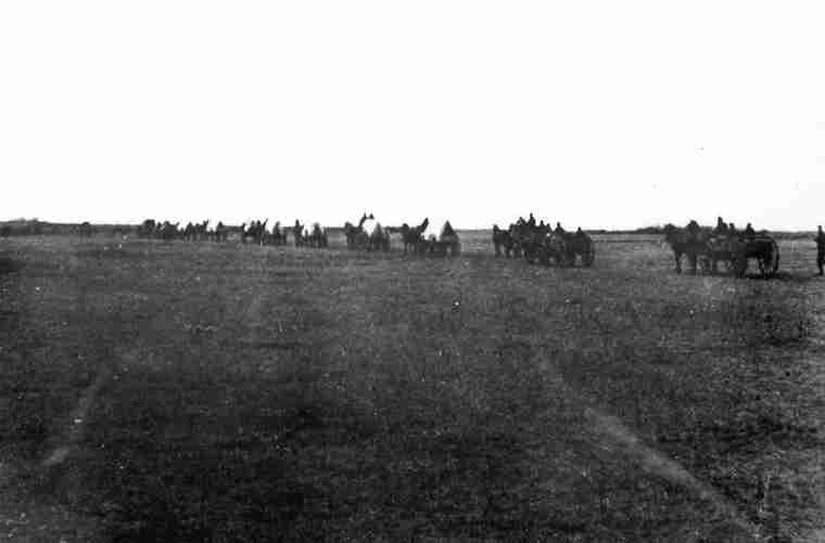 'Dead and wounded caravan heading back to Saskatoon - Northwest Resist...