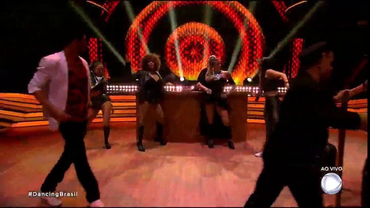 Para tudo! @BiancaRinaldi e Marcelo dançam hip hop com 'Formation' da...