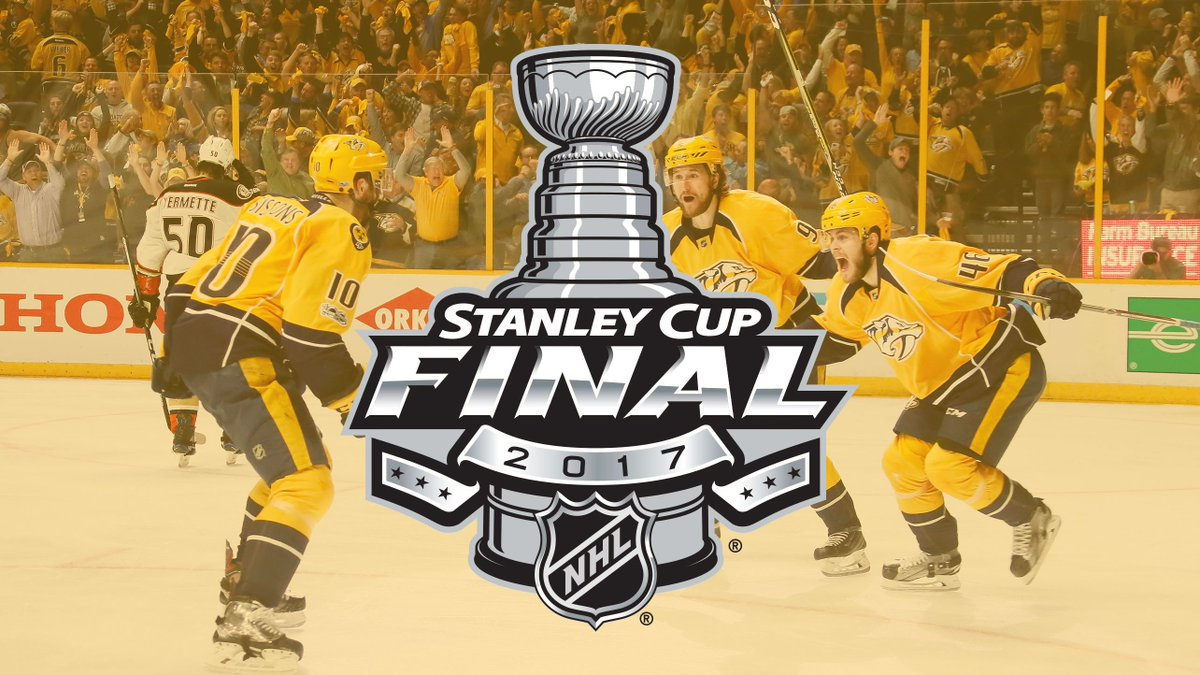The Nashville Predators are 2017 Western Conference Champions. #Stanle...