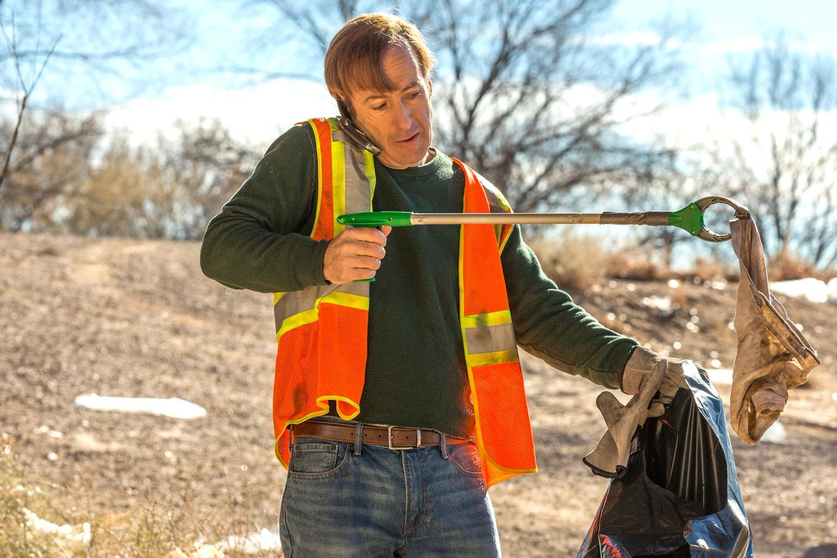 Everything's better with Squat Cobbler—our #BetterCallSaul recap: http...