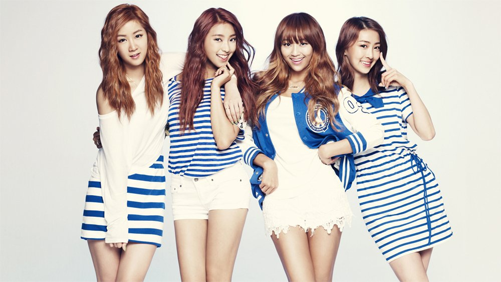 [BREAKING] SISTAR to reportedly disband after 7 years https://t.co/VgJ...