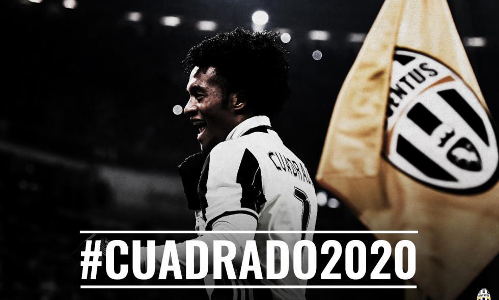 Juventus: Cuadrado riscattato dal Chelsea | Calciomercato Juve