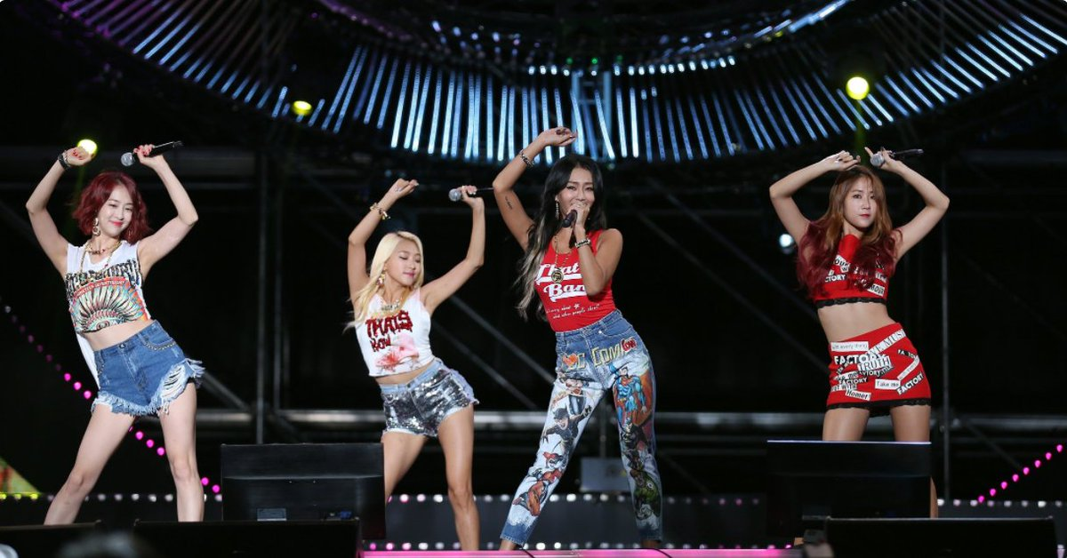 [★BREAKING] SISTAR To Be Disbanding After 7 Years ➜ Read more: https:/...