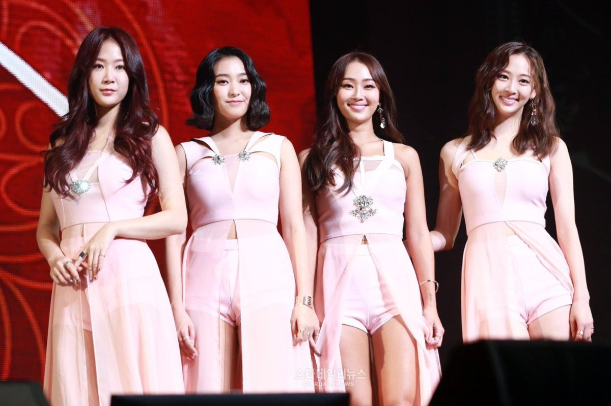 [★BREAKING] Starship Entertainment confirms SISTAR officially disbandi...