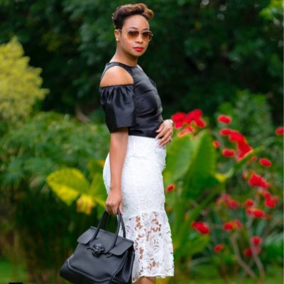 Pokello Nare fashion and style