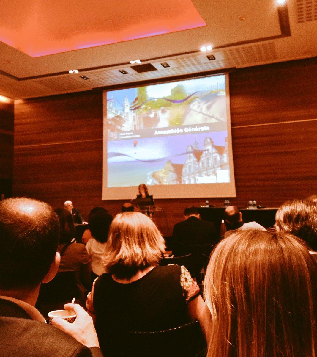 What&#39;s up in #HautsdeFrance for #businesstourism #Assembléegénérale #NordConventionBureau #eventprofs #MICE #Lille<br>http://pic.twitter.com/q9y1D2jrnK