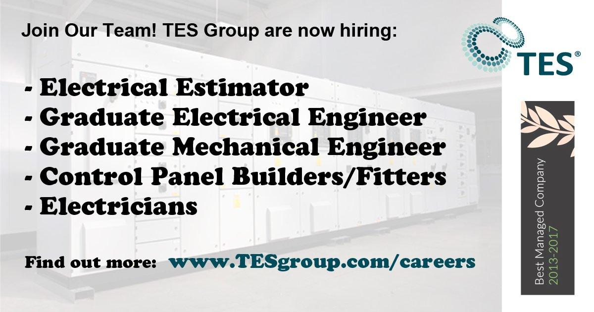 test Twitter Media - ** Company News **  Jobs created at @TESGroupLtd. See website for more:  https://t.co/52vKGxrDPl  #nijobs #expansion #newjob #graduatejobs https://t.co/EYEOtOVBIS