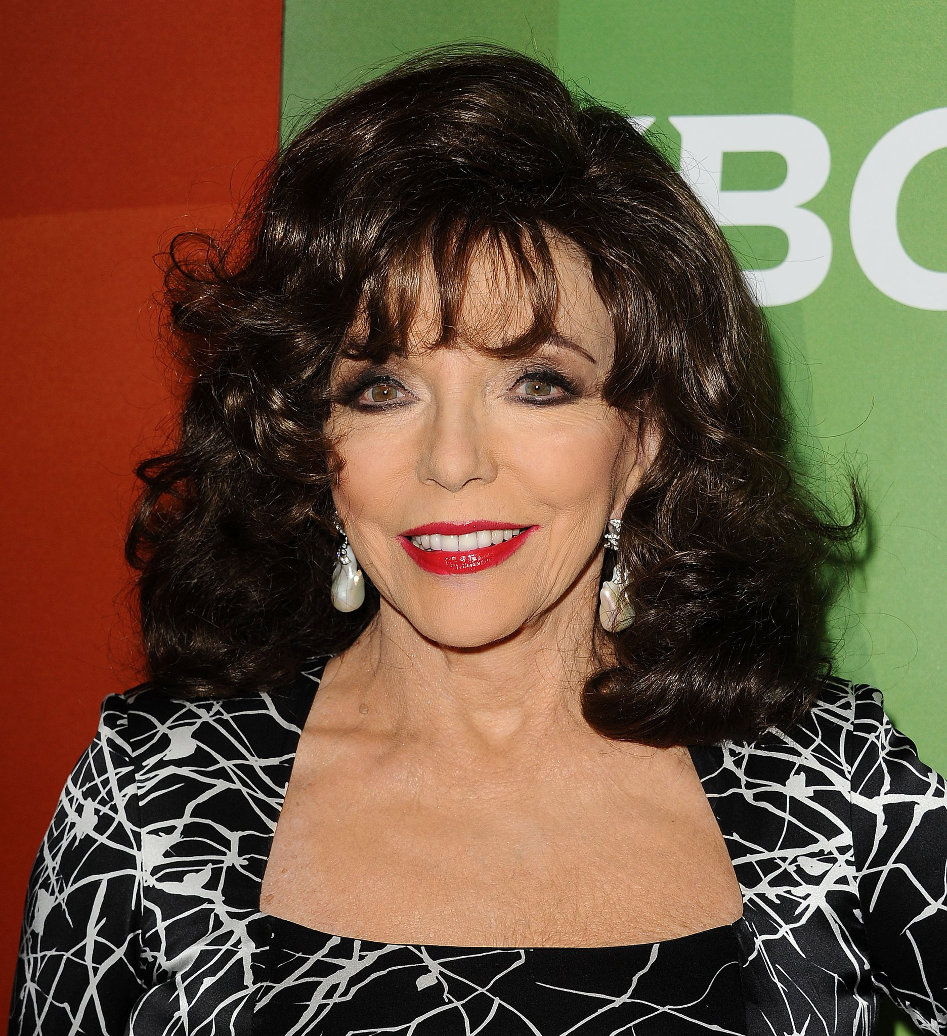 Happy Birthday Joan Collins! She\s 84 today! Three images courtesy of Doctor Macro.