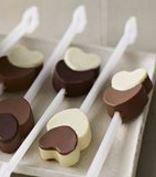 Twitterers FOLLOW &amp; RT to #win #Competition #prize Fabulous double heart #chocolate stirrer mold. Stir chocolate into coffee &amp; hot drinks <br>http://pic.twitter.com/4mpFAhF2Tq
