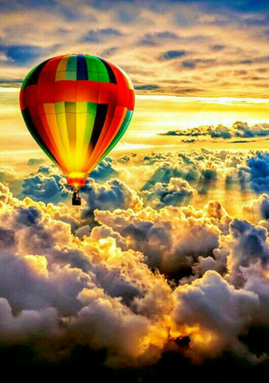 Morning has broken...   #TuesdayMotivation fly me to happiness    <br>http://pic.twitter.com/XExan5rVxZ