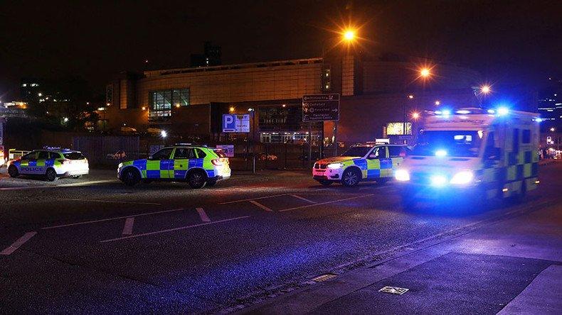 'Broken' Grande finds no words to describe sorrow following Manchester...