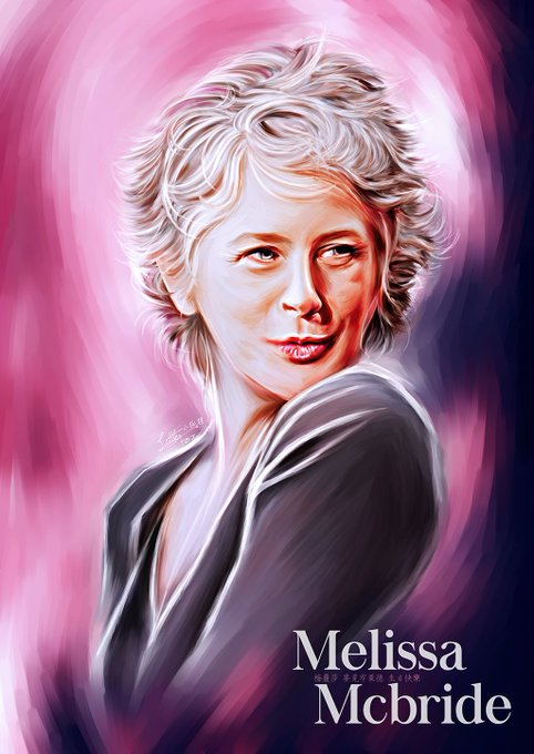 Happy birthday to  beautiful Queen Melissa McBride