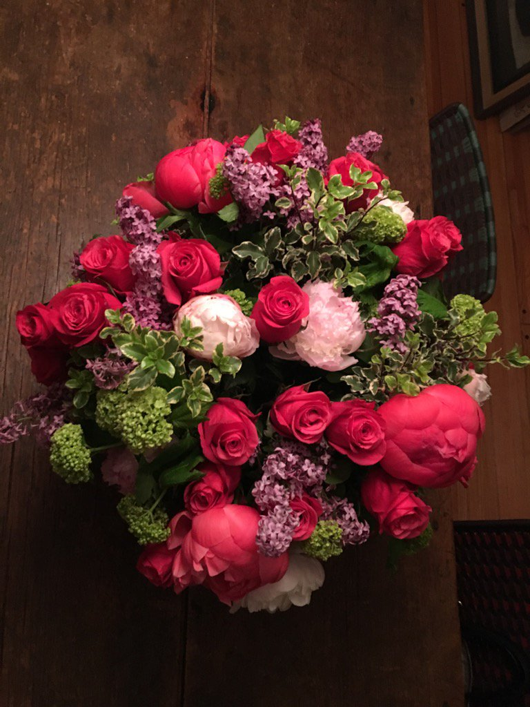 Brooke Smith On Twitter Beautiful Birthday Flowers From