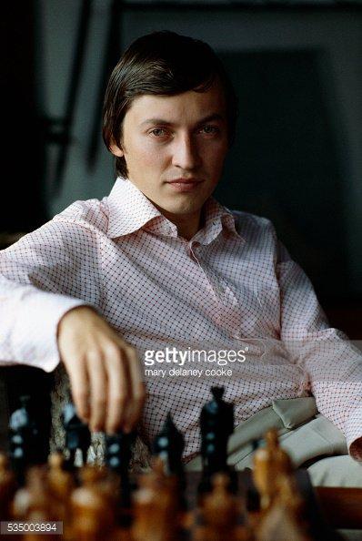 Happy birthday to legendary Anatoly Karpov, who turns 66 today!