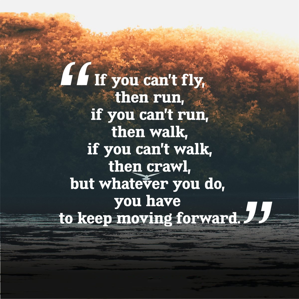 If You Can&#39;t Fly,#TuesdayThoughts #tuesdaymotivation #Entrepreneur #Startup #Success #MakeYourOwnLane #defstar5 #mpgvip #motivation #quotes<br>http://pic.twitter.com/ZuarJWi8Ii