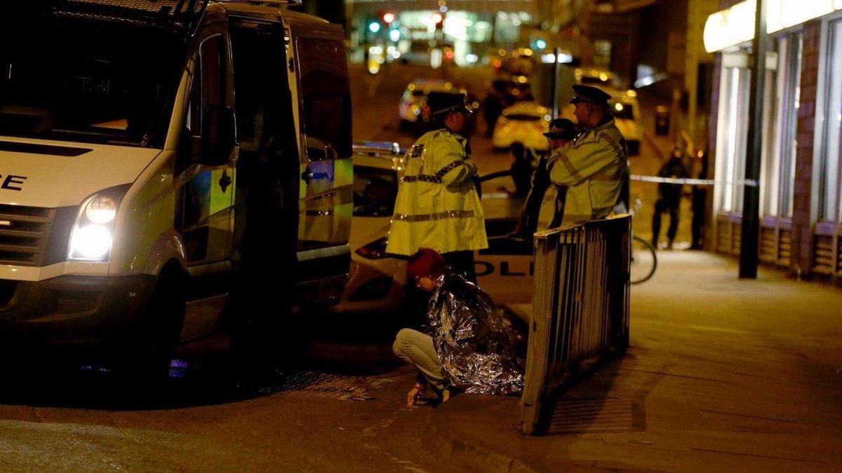 Attacco a Manchester, si aggrava il bila...