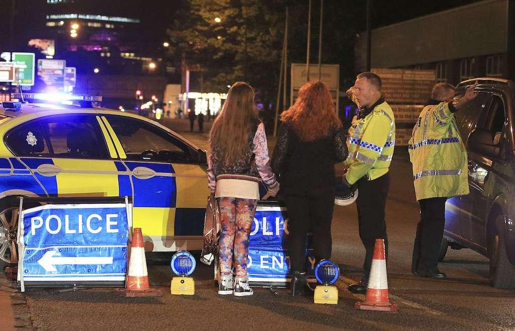 #Manchester Sans surprise malheureusement après un concert d'Ariana Grande, 'des enfants' parmi les victimes https://t.co/CrINtPyiHK