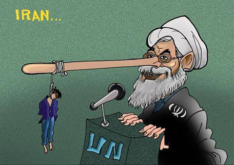 #Iran ians Re-Elect a Fake Reformer in a Fake #Election #ElectionPresidentielle2017 <br>http://pic.twitter.com/Xu5cGfEU2z