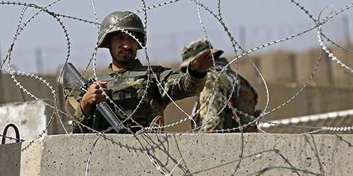 test Twitter Media - 11 #Soldiers Killed In #Taliban Attack On #Kandahar Base  https://t.co/HxwDsgro8v https://t.co/I5CYaG7Xan