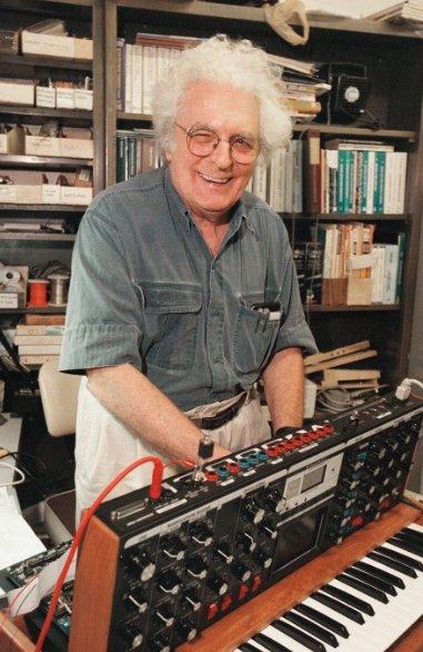 Happy Birthday Robert Moog - thanks for the mini - my favourite ! - RIP - cheers