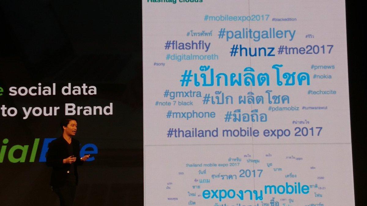Hashtag ยอดฮิตเกี่ยวกับงาน #TME Thailand Mobile Awards กลับเป็น #เป๊กผลิตโชค #TZA2017 https://t.co/iX19tjY0uU