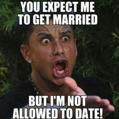 Problems dating older men