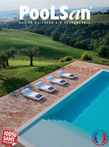 With Poolsan, relaxing into the pool will be a joy of living ! Poolsan is chlorine and odourless ! #piscine #spa #pool #nochlorine<br>http://pic.twitter.com/N9P4WL5ymS