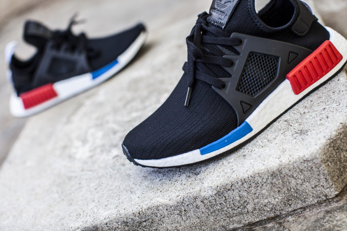 Journeys JUST DROPPED! 1. adidas NMD XR1 primeknit