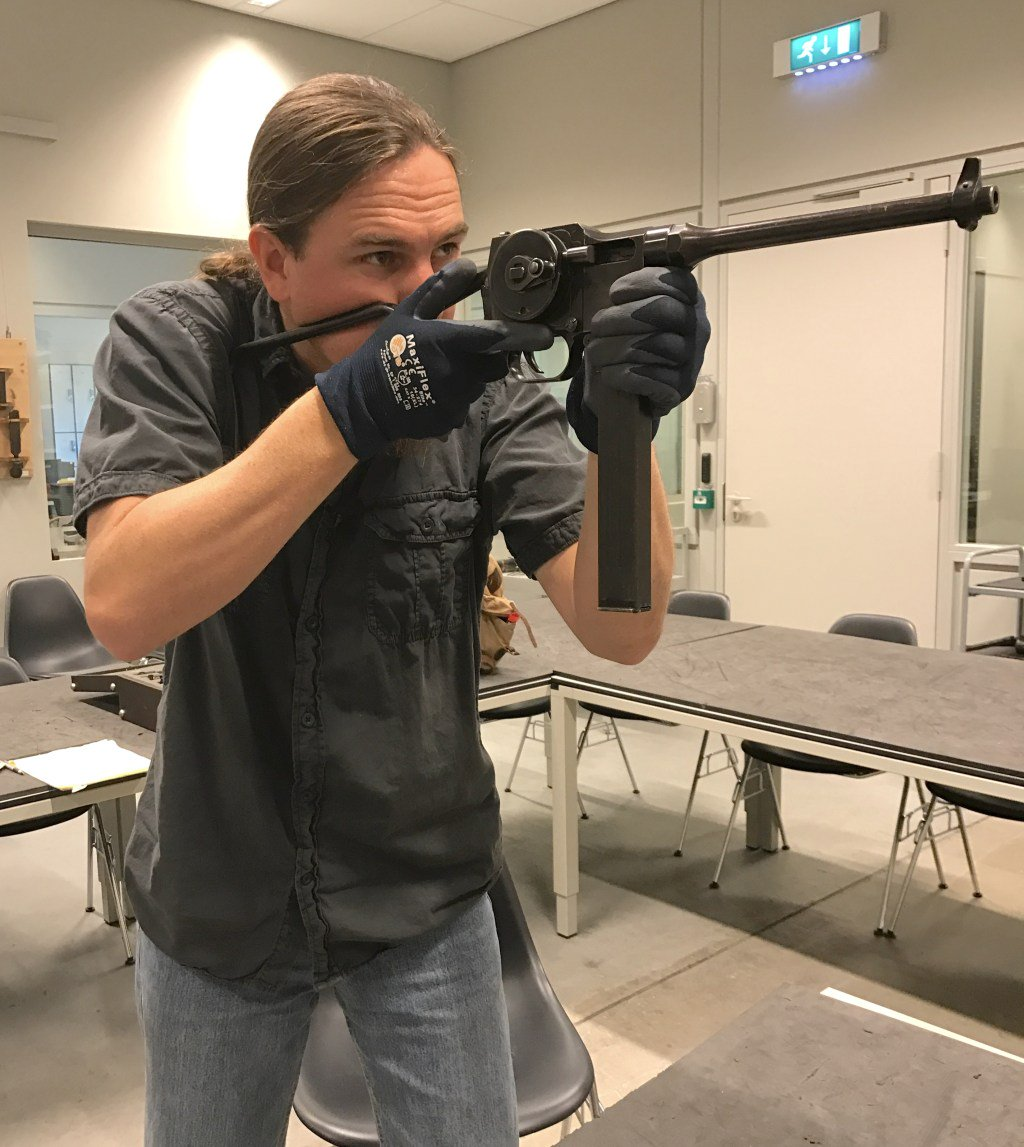 Information about forgottenweapons com forgotten weapons - Mgd Pm9 Rotary Action Submachine Gun Http Www Forgottenweapons Com Mgd Pm9 Rotary Action Submachine Gun Pic Twitter Com Ig8qsuvs6s