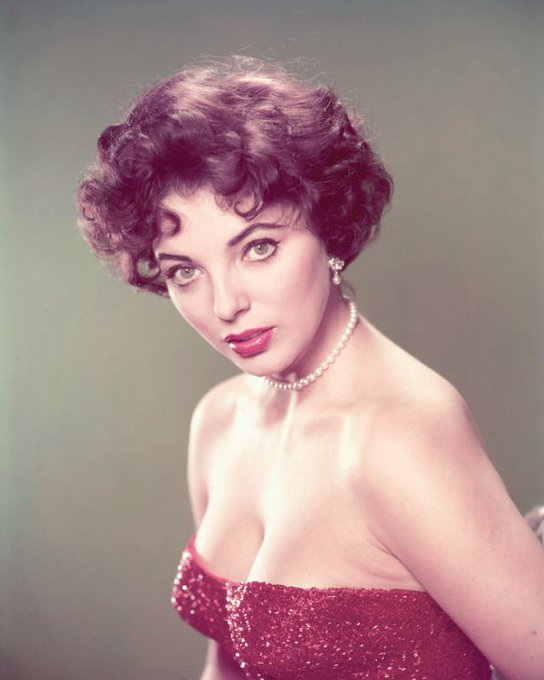 Happy 84th Birthday to Joan Collins!  (May 23, 1933)
