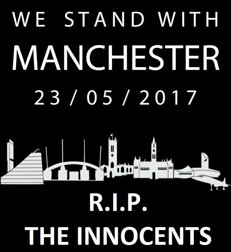Image result for standwithmanchester