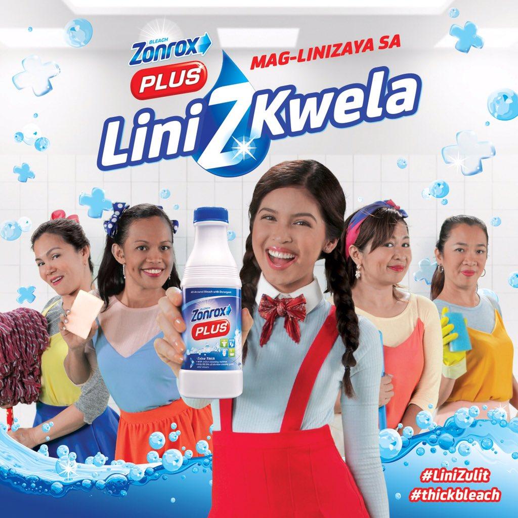 May bago na naman akong dance moves. Samahan niyo ako mga Mom-Z! Dance tayo! #MaineforZonroxPlus #LiniZkwela