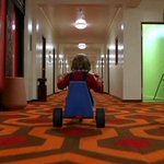 The Shining (1980) dir. Stanley Kubrick cinema stories