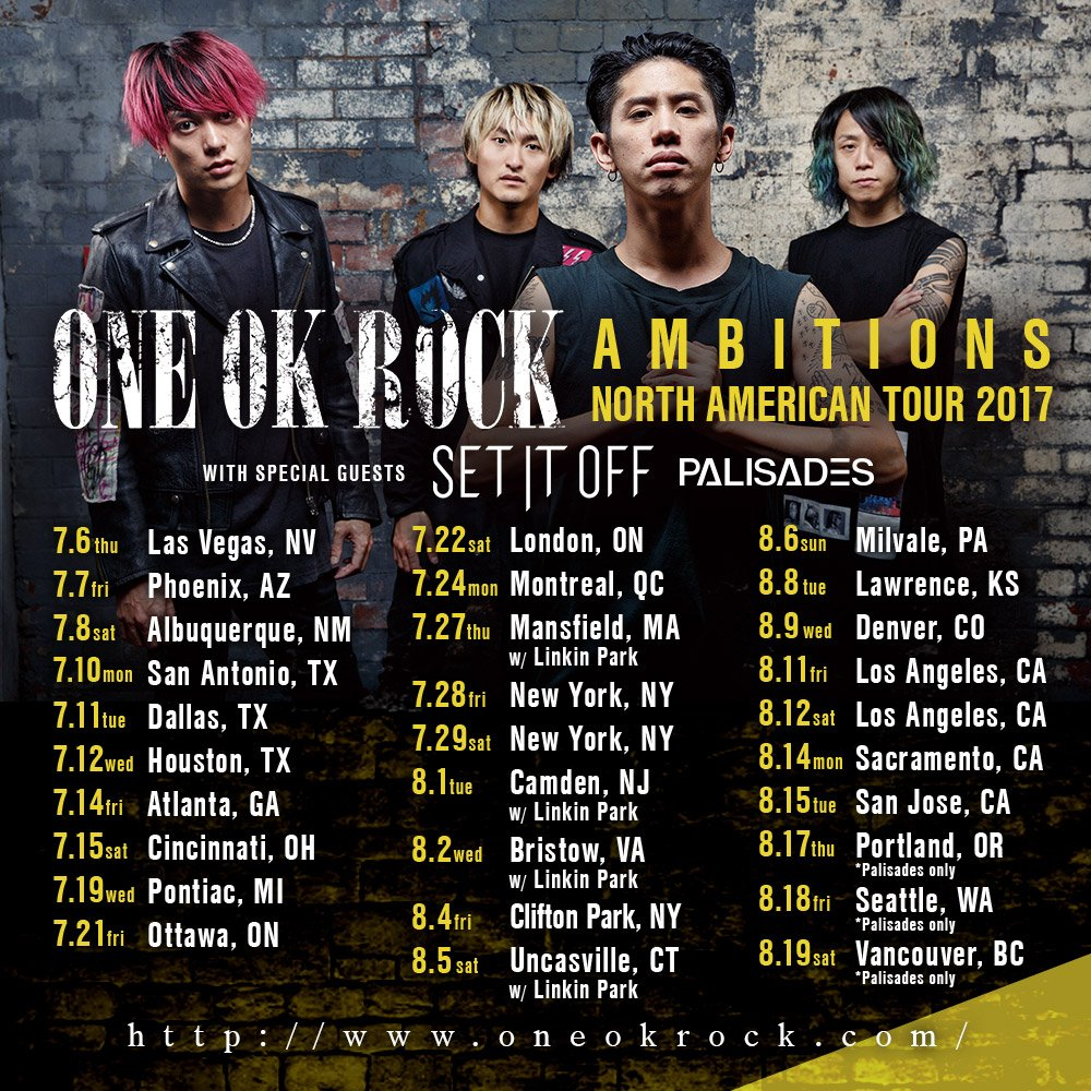 Japanese Bands Us Tour