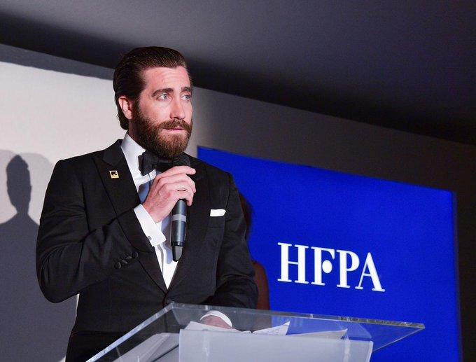#JakeGyllenhaal : 'Je crois absolument en la supériorité des femmes' #Cannes2017 >> https://t.co/XsNz1wQIDg
