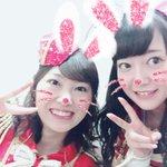 宮城公演の思い出写真🤳まりえさん松嵜さん奈央ちゃんちよさんあさちゃんと!えへへ〜( ◠‿◠ )💓そし…