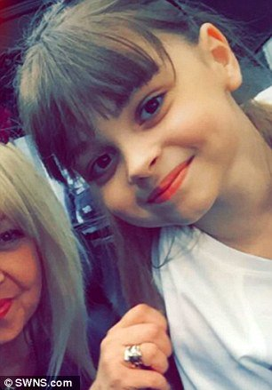 Parents plea for return of eight-year-old girl named as youngest person still missing after Manchester attack https://t.co/2dR9uKdTk8