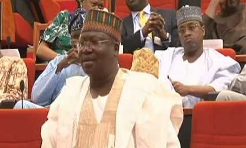 Senate leader, Ahmed Lawan denied being attacked by angry youth in his district Friday as reported in the media saying he attended wedding in Katsina