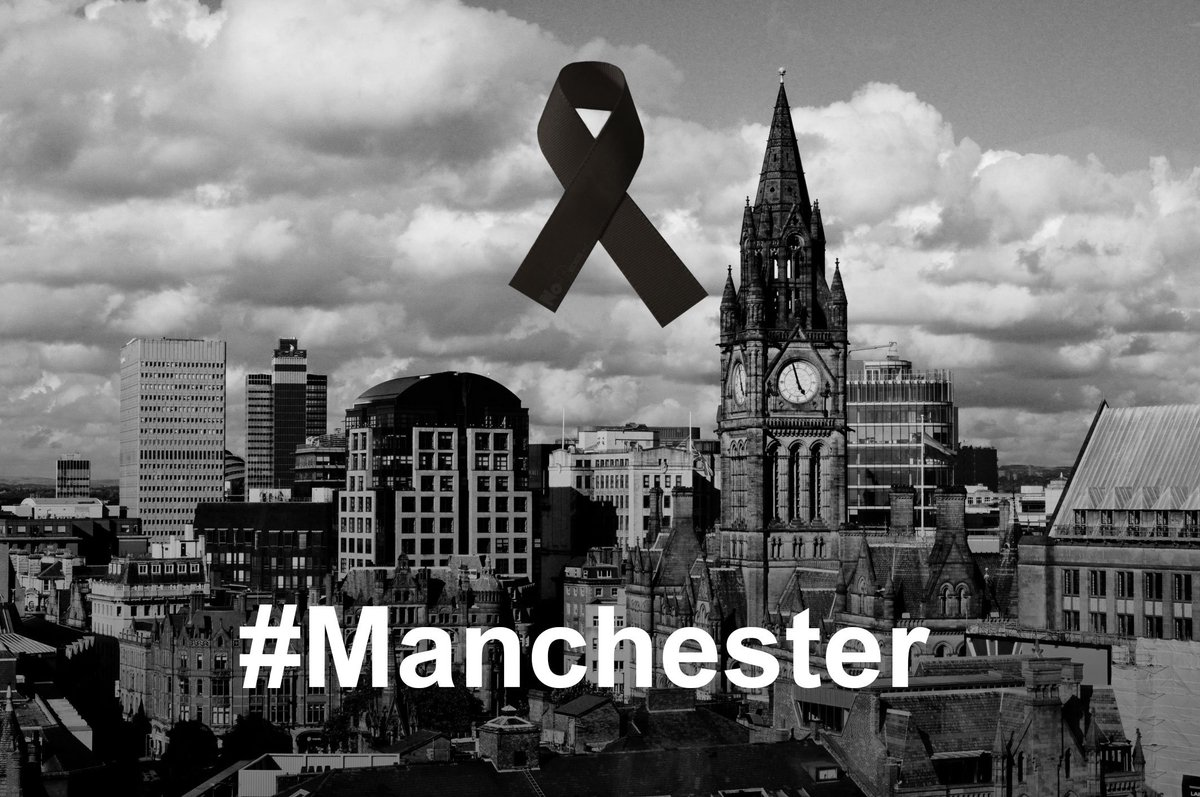 So sad for what has happened in #Manchester . All my support to the relatives and friends of the victims #PrayForManchester https://t.co/5Kmy5Sjs7g