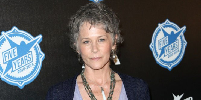 Happy 52nd Birthday to Melissa McBride from The Walking Dead!