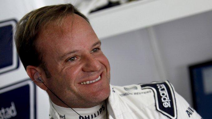 Happy Birthday, Rubens Barrichello!