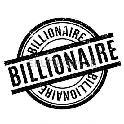 if i am a billionaire Bankratecom is an independent, advertising-supported publisher and comparison service bankrate is compensated in exchange for featured placement of sponsored products and services, or your.