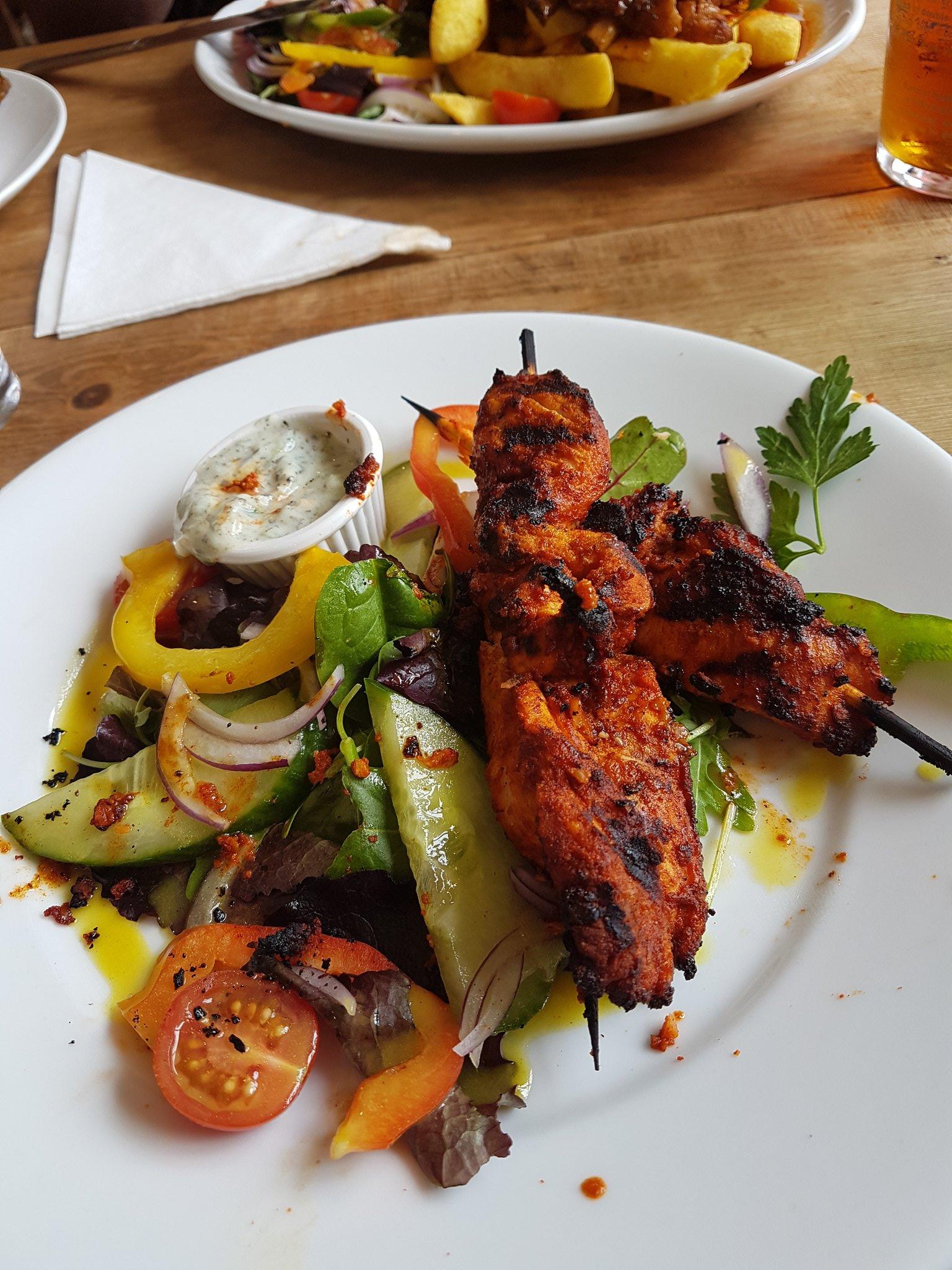 I am having a healthier lunch at the Propellor Inn at Bembridge https://t.co/0wpZyFRH8z