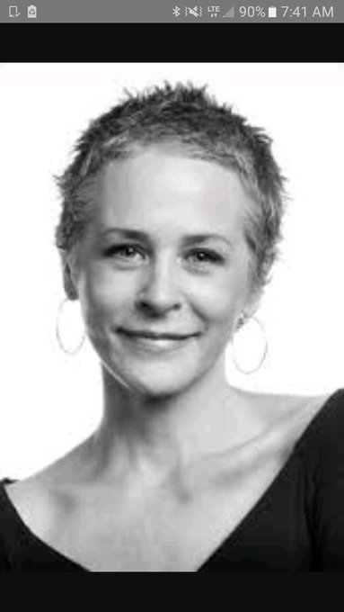 Happy birthday hope it\s a good one. Melissa McBride =queen= beauty