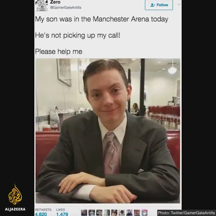 Don't believe these fake stories about the #Manchester Arena attack.