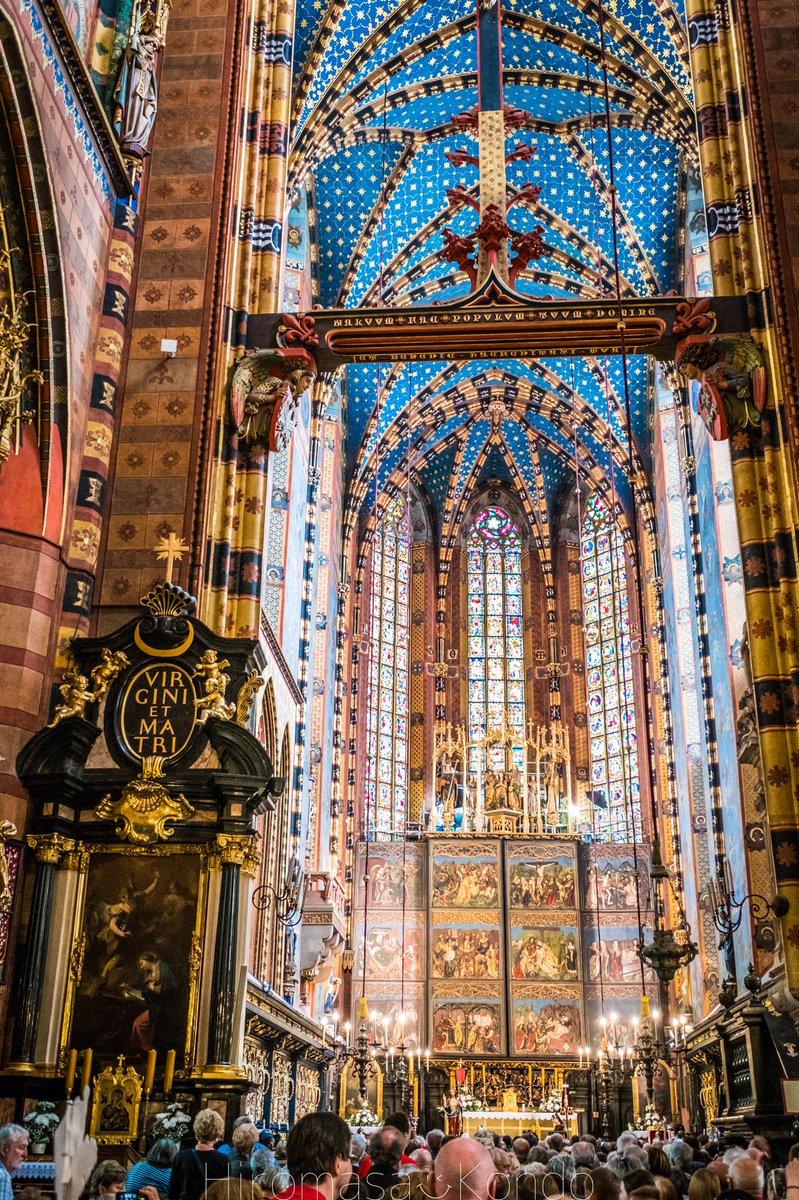 まるでファイナルファンタジー!ポーランドで最も美しい教会がすごいwww